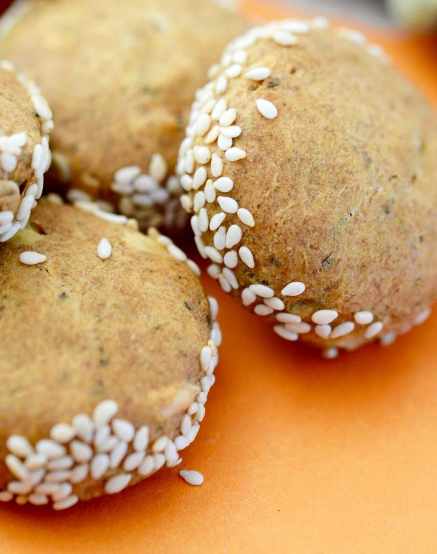 עוגיות מלוחות טבעוניות