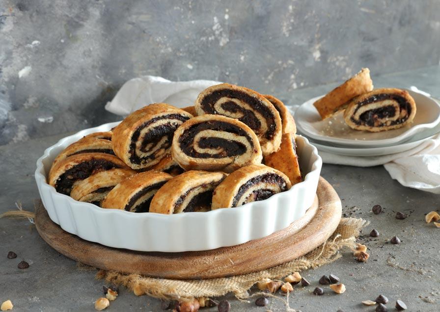 עוגיות רולדה טבעוניות