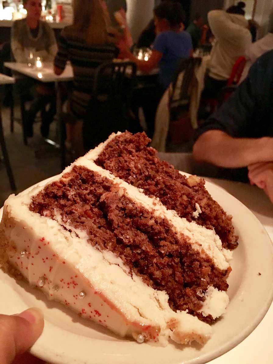 עוגת גזר (אימאלה')