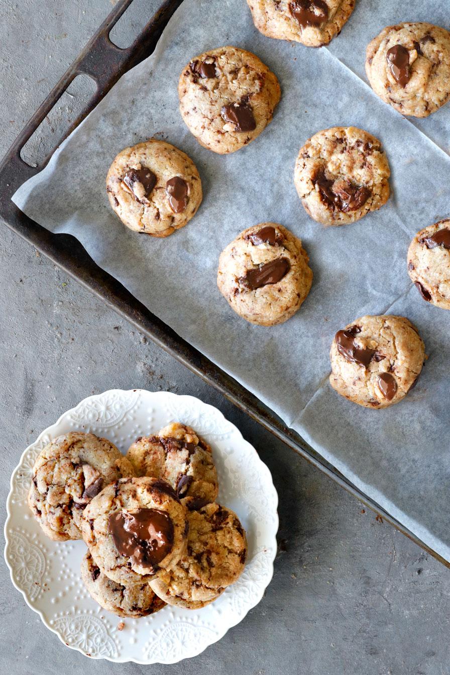 עוגיות שוקולד צ׳יפס מטורפות