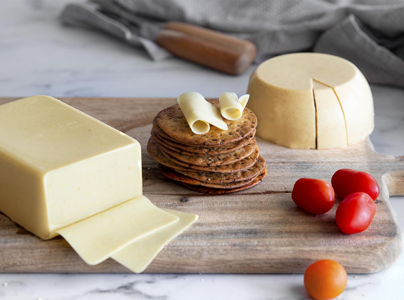 גבינות טבעוניות