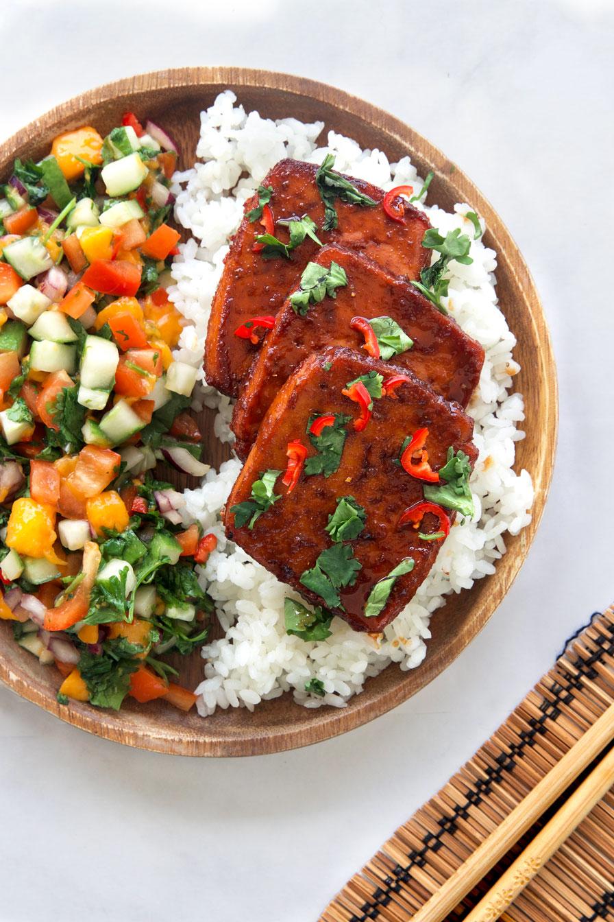 ארוחת צהריים תאילנדית