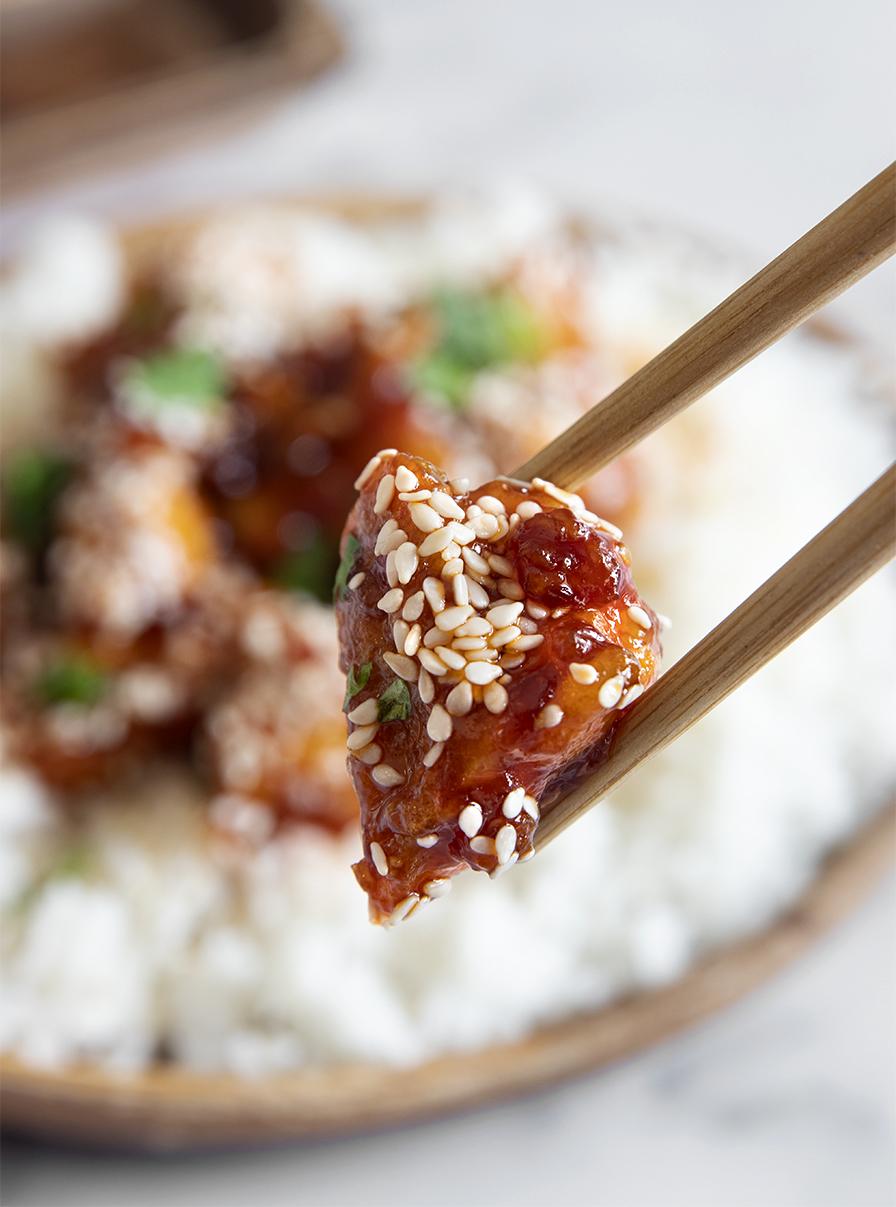 סיני חמוץ מתוק