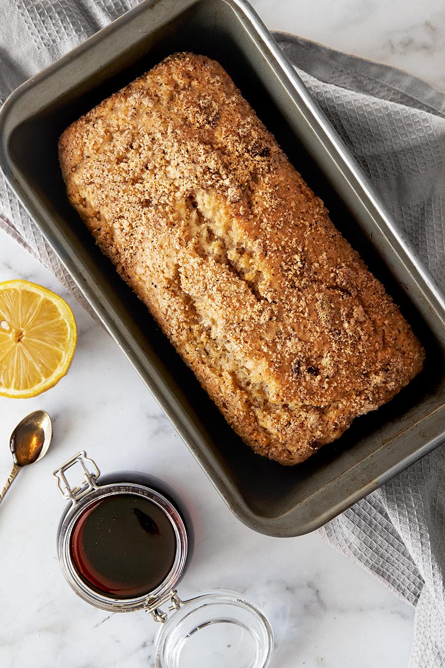 עוגת ארל גריי ולימון