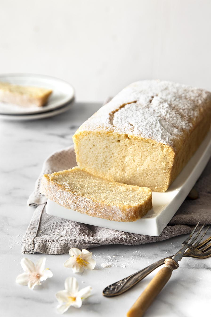 עוגת וניל טבעונית