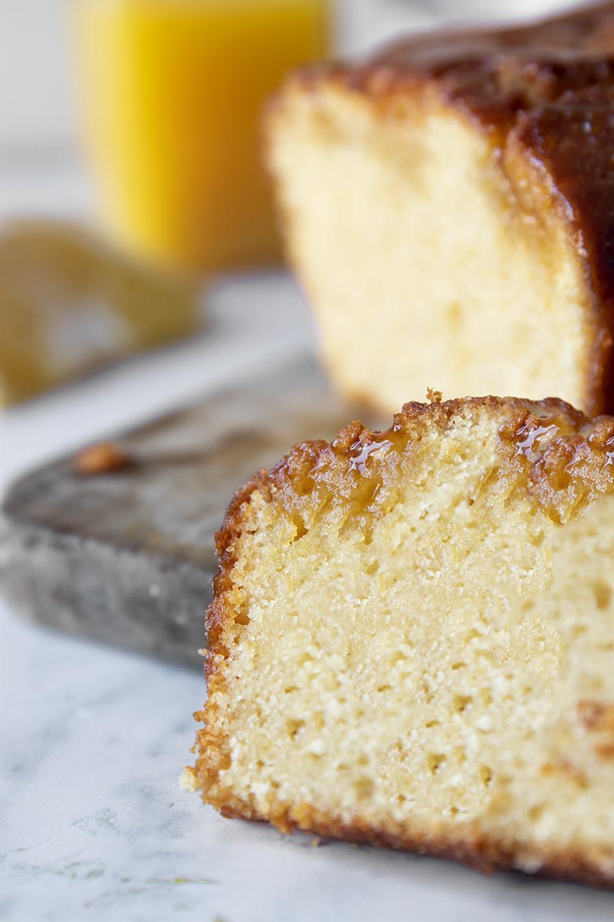 עוגת תפוזים בחושה טבעונית
